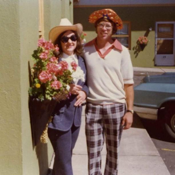 Linda & Roger